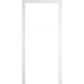 Коробка-сендвич Profilo Porte фигурная ЭКОШПОН (под телескоп налич) с уплотн 2070х74х33 Белый, Магнолия