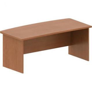 Мебель Mon_Эталон Стол рабочий 1800 КЭ2 орех