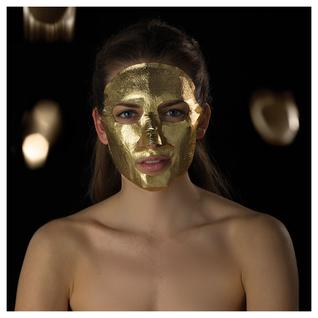 Маска-фольга для лица Iroha Divine золото, 25 мл