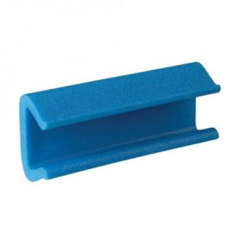Профиль защитный, тип 60-80, 2000мм, синий , 10 шт/уп 37873240