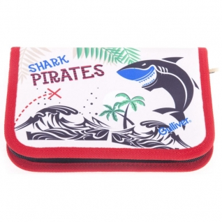 Пенал школьный Пираты Gulliver рюкзаки
