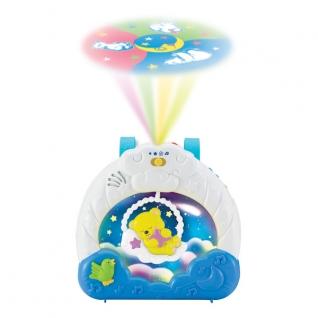 (УЦЕНКА) Ночник-проектор (свет, звук) Умка