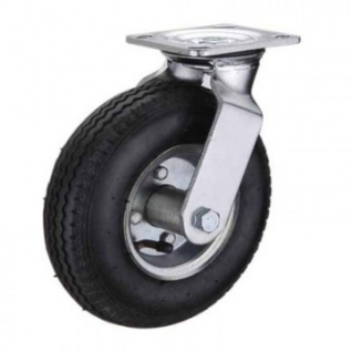 Колесо для тележки SC900, поворотн., пневматическое, 210мм