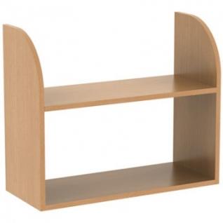 Мебель ЭКО Полка настенная 1990 (997) бук