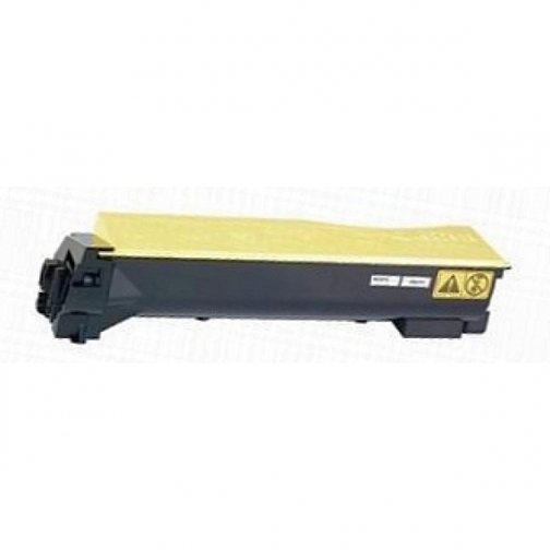 Совместимый тонер-картридж TK-550Y для Kyocera Mita FS-C5200DN (желтый, 5000 стр.) 4533-01 Smart Graphics 851345