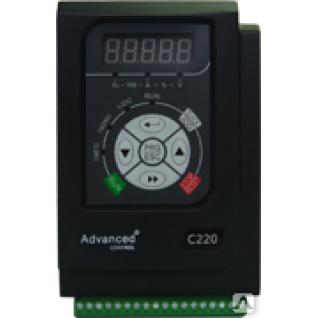 Преобразователь частоты Advanced Control ADV 0.40 C220-M