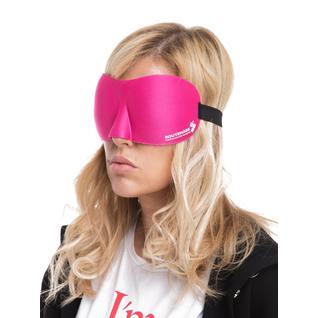 Маска для сна 3D Hawk Розовая