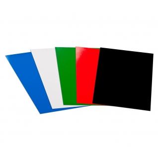 Обложки для переплета картонные ProfiOffice черные, А4, 250г/м2,100шт/уп.