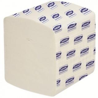 Бумага туалетная д/дисп Luscan Professional 2слбелцел250л30 пач/уп