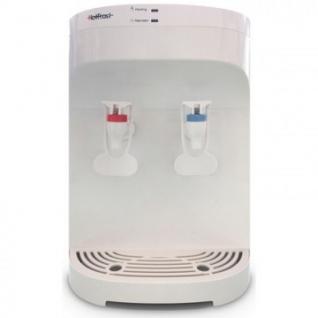 Кулер для воды HotFrost D120E белый, настольный, электронное охлаждение
