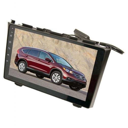 Штатная магнитола для Honda CR-V III 2007-2012 LeTrun 1881 9 дюймов 36994972