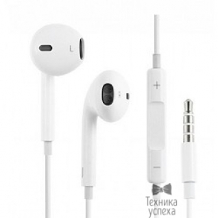 Apple MNHF2ZM/A Apple EarPods with Remote and Mic NEW