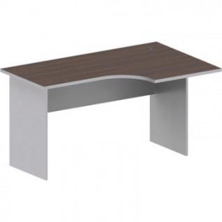 Мебель Easy St Стол прав(008,235)шале/сер.(112/030)Ш1400