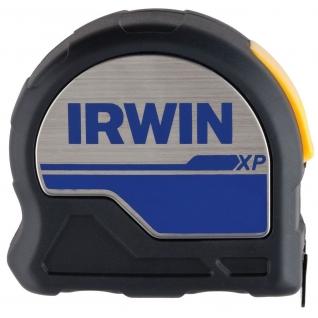Рулетка Irwin 8м х 27мм ХP, нейлон 20х, двухсторонняя разметка