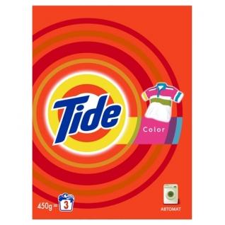 Порошок стиральный Tide Color автомат 450г д/цветного белья