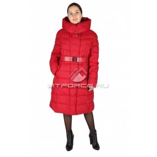 Пальто женское зимнее большого размера 15181