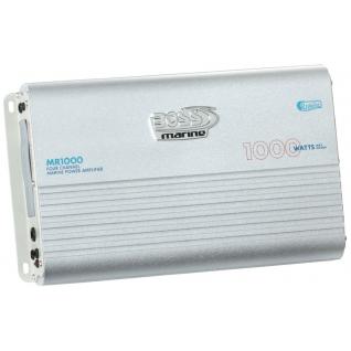 Усилитель влагозащищённый Boss Audio Marine MR1000 (1000 Вт., 4 канала) BOSS AUDIO