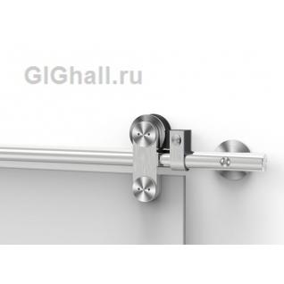 Комплект кареток для раздвижной стеклянной двери D25 мм