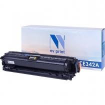 Совместимый картридж NV Print NV-CE342A Yellow (NV-CE342AY) для HP LaserJet Color Enterprise 700 M775dn, M775f, M775z, M775z+ 21696-02