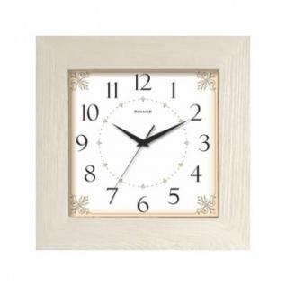 Часы настенные натуральное дерево (сосна) 348x45мм ДС-4АС7-025