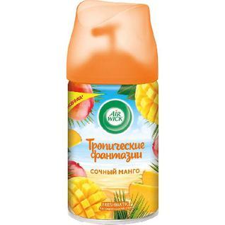 Баллон сменный для автоосвежителя Airwick Pure Сочный манго 250 мл