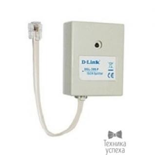D-Link D-Link DSL-39SP/RS Сплитер ADSL Annex B с12cm телефоным кабелем