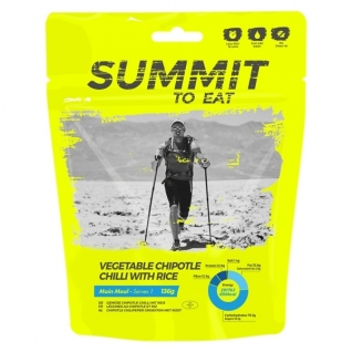 Summit to Eat Овощи с пастой чили чипотле и рисом Summit to Eat