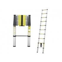 Лестница телескопическая односекционная алюминиевая 260см 6,7кг STARTUL (ST9714-026) STARTUL
