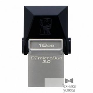 Kingston Kingston USB Drive 16Gb DTDUO3/16GB USB3.0, MicroUSB