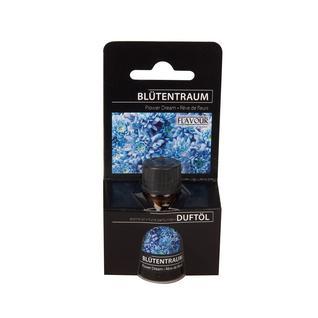 Масло ароматическое в стеклянной бутылочке GALA KERZEN 10мл аромат цветов голубой