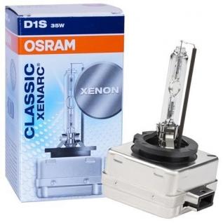 Лампа ксеноновая Osram D1S 35W Xenarc Classic 66140CLC Osram