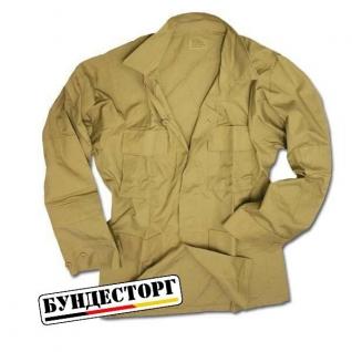 Куртка полевая в стиле BDU, цвет хаки