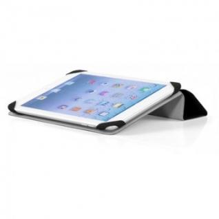 Чехол для планшета универсальный 8.0, ИК, Slim Cover, черный