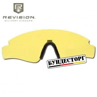 Revision Линза сменная Revision Sawfly Max-Wrap, стандарт, цвет желтый