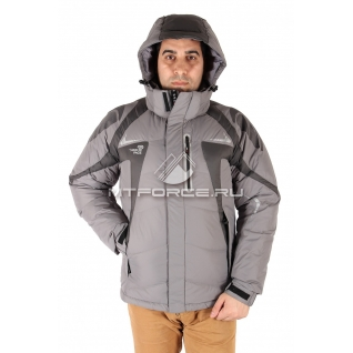 Куртка пуховик мужская  9663