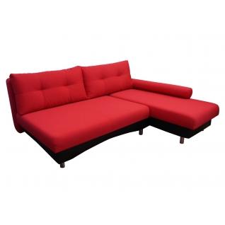 Палермо 1 угловой диван-кровать с увеличенной глубиной