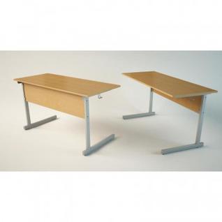 Мебель для школы Д_Парта двухместн .рост 6, 997.024 бук/сер 2 шт.