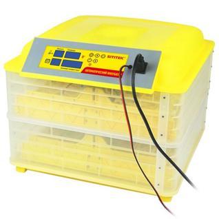 "Инкубатор для яиц с автоматическим поворотом, терморегулятором и гигрометром ""SITITEK 112"" 70084"