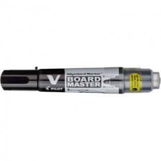 Маркер Для досок PILOT WBMA-VBM-M-BG черный 1-3мм.