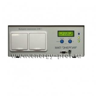 Источник бесперебойного питания MAP Инвертор SIN PRO 12 1,3 (12В; 1,3 кВт)