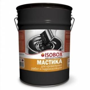Мастика кровельная ISOBOX /20,0 кг/