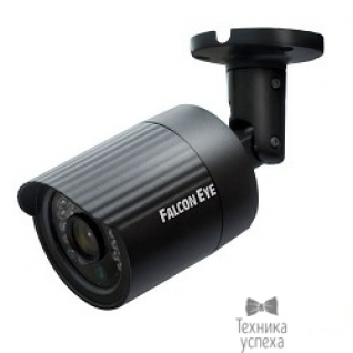 "Falcon Eye Falcon Eye FE-IPC-BL100P 1Мп уличная IP камера; Матрица: 1/4"" 0mniVision 1.3 Mega pixels CMOS; 1280x720P*25k/с ; Дальность ИК подсветки 20-30м; Объектив f=2.8мм; ICR; Протокол i8"