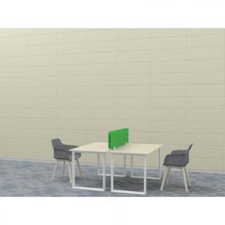 Офисные перегородки EasyAux ZEN стеновая панель 900х300, персиковый