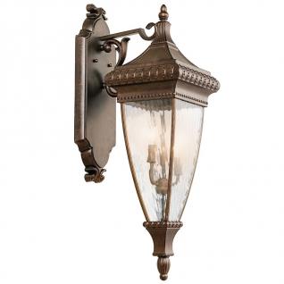 Настенный фонарь Kichler Venetian Rain KL/VENETIAN2/L