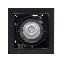 Lightstar 214018 Светильник CARDANO 16Х1 MR16/HP16 черный (в комплекте)