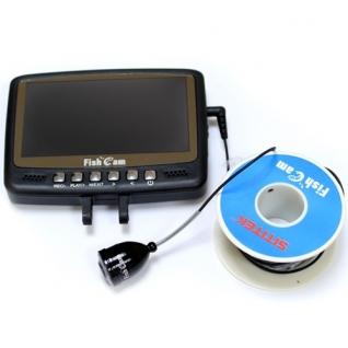 Подводная видеокамера для рыбалки SITITEK FishCam-430 DVR