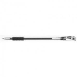 Ручка гелевая PENTEL K405А 0,25мм рез.манж.черный ст.Япония