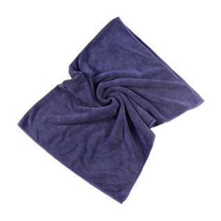 au-248 profi-microfasertuch полотенце оверлоченное 55*80 см, синее, 400гр/м2 для сушки авто AUTECH