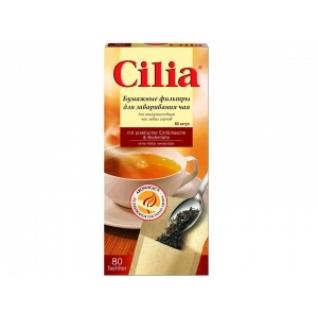 Фильтры для чая Melitta Cilia, 80 шт. (0120710)