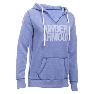 Пуловер женский Under Armour Women Favorite Fleece blau